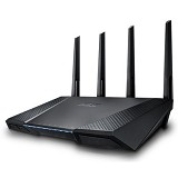 ASUS Dual-band Wireless-AC2400 Gigabit Router [RT-AC87U] - Router Consumer Wireless